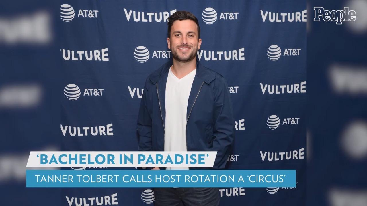 Tanner Tolbert Calls Bachelor Guest Hosting Plans a 'Circus' Following Chris Harrison's Exit