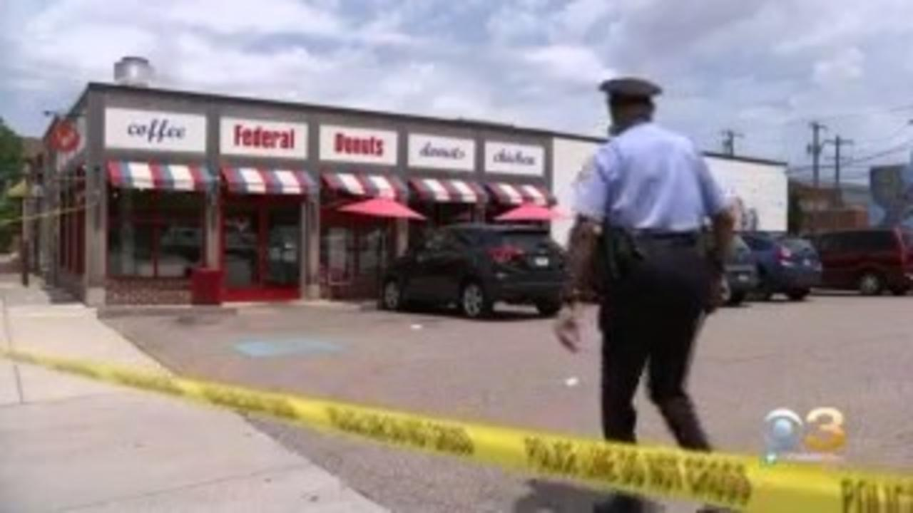 Teen Injured In Double Shooting At Federal Donuts