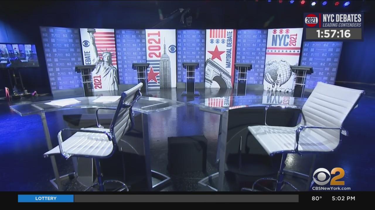 NYC Mayoral Debate Preview
