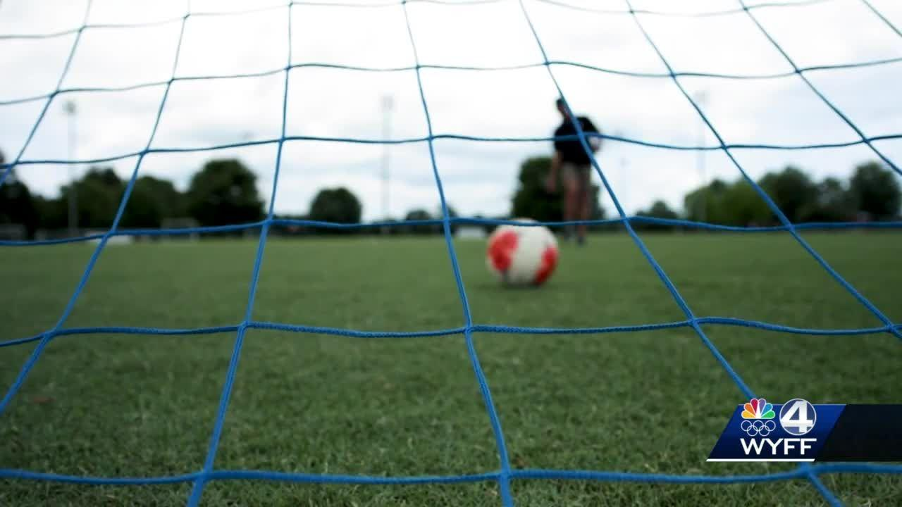 Thousands of youth soccer players coming to Greenville for regional tournament