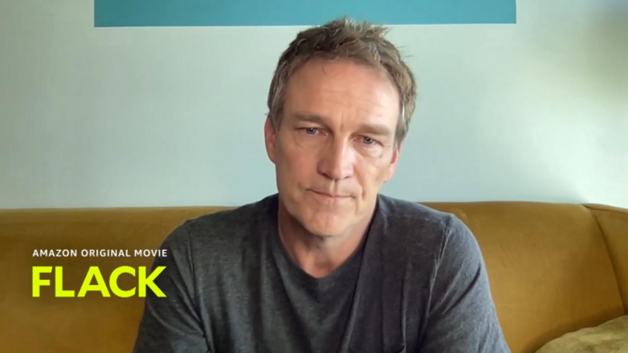 Stephen Moyer On Directing Wife Anna Paquin In 'Flack'