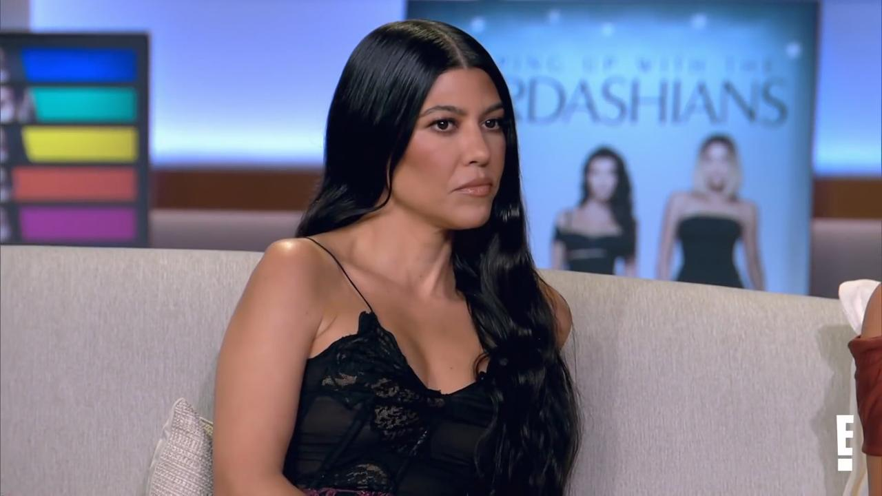 Kourtney Kardashian Says Scott Disick's Substance Abuse Was A 'Deal-Breaker'