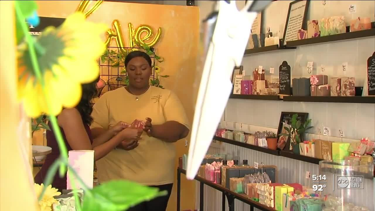 New St. Petersburg business owner forced out of storefront
