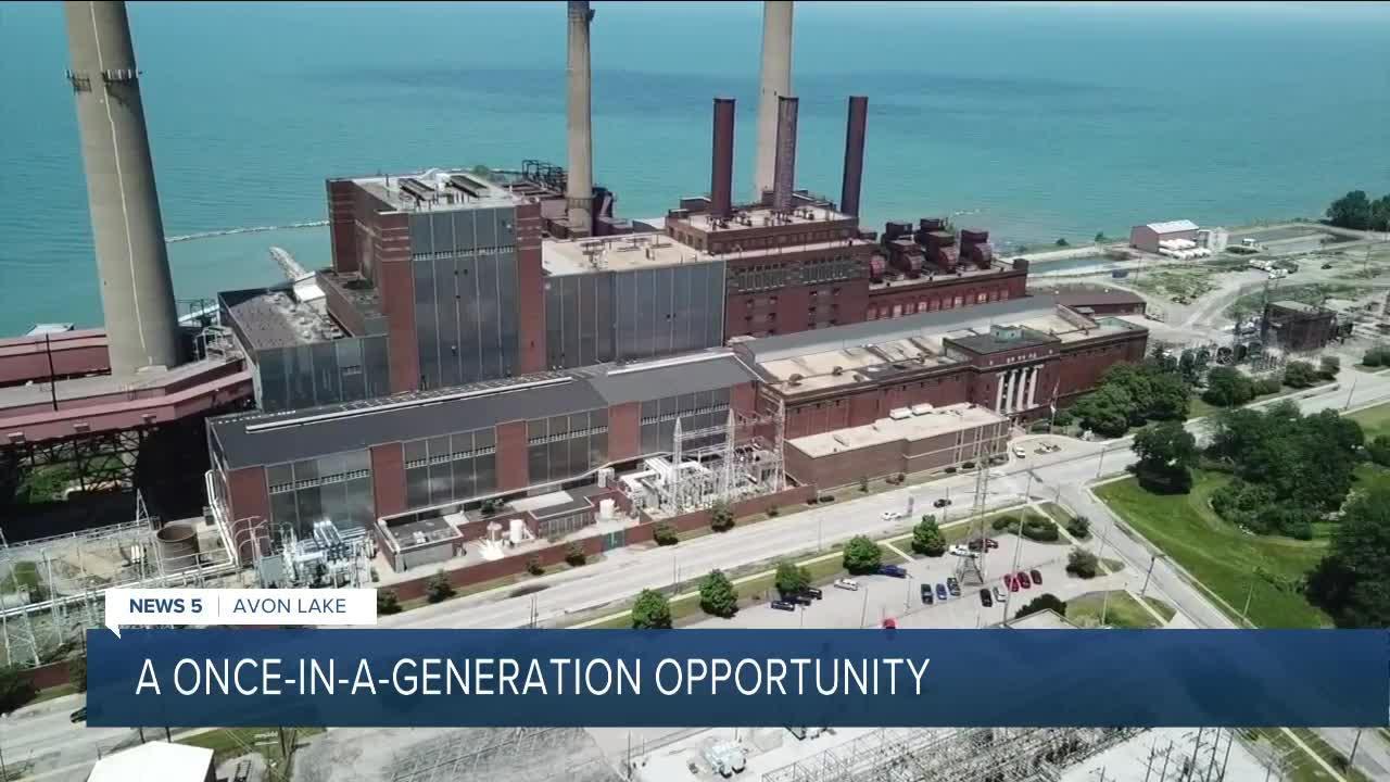 Mayor says demolition of Avon Lake power plant presents opportunity