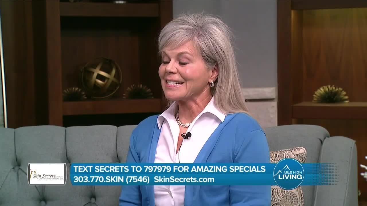 Quick Easy Cosmetics // Skin Secrets