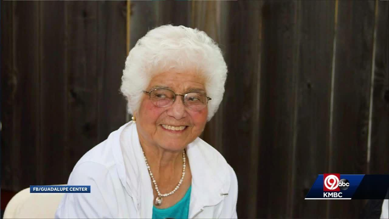 Lali Garcia, trailblazer for Kansas City's Latino community, dies at 93