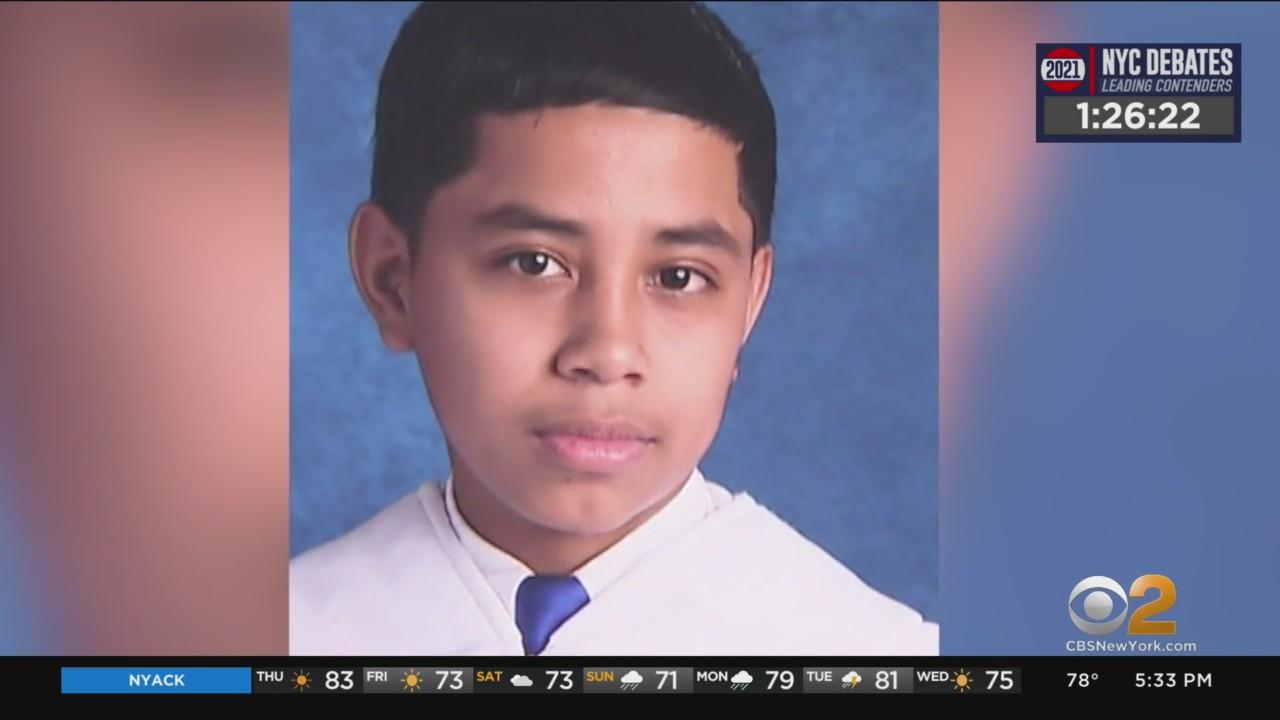 NYPD Looking For Driver Who Hit, Killed Teen On Bike
