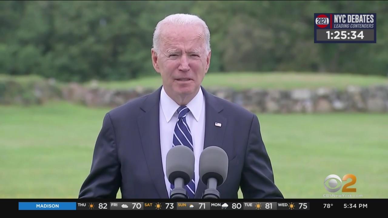 Pres. Biden In UK On Day 2 Of Overseas Trip