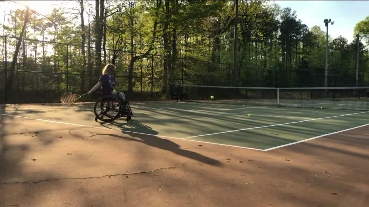 River City Slam, wheelchair tennis tourney, is this weekend