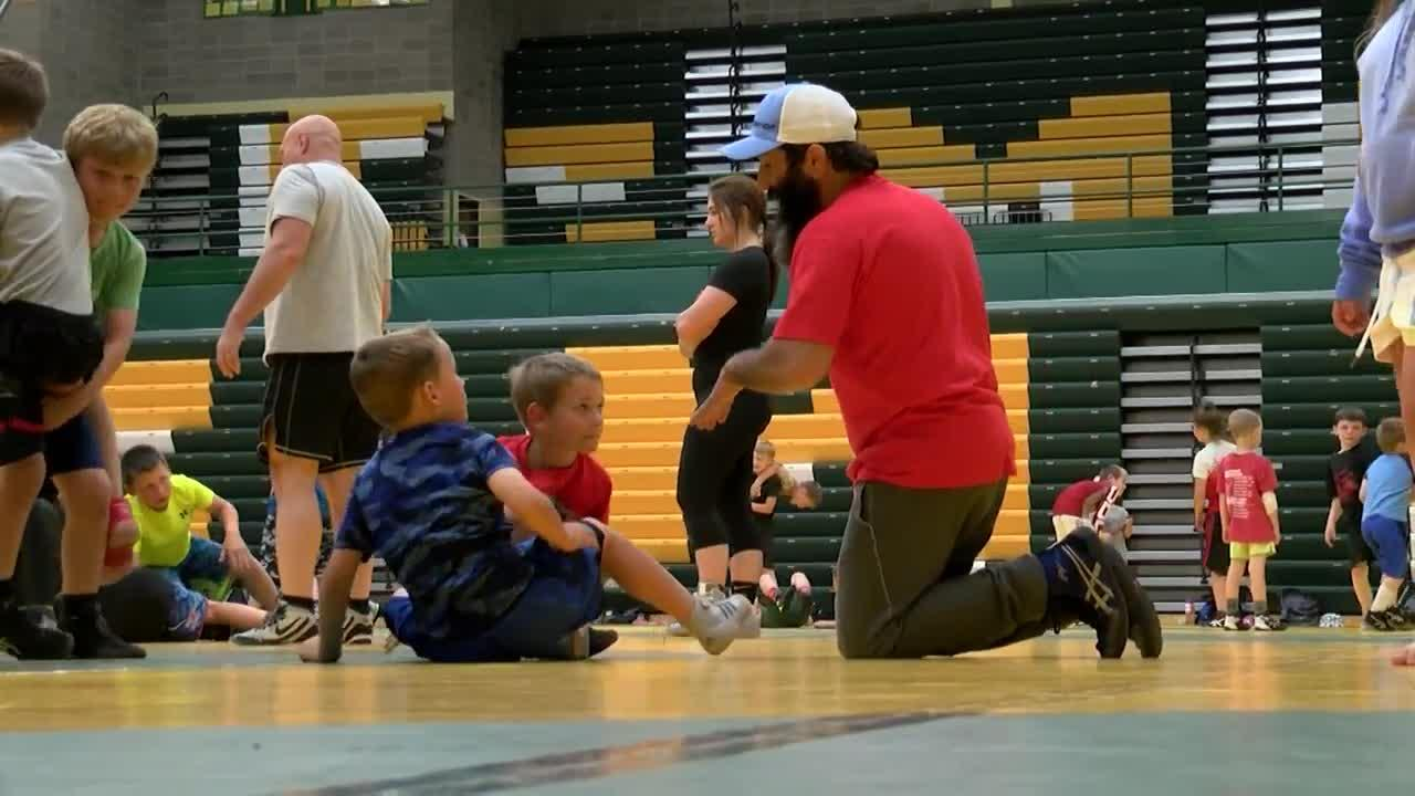 Mike and Bill Zadick carrying on father's legacy through camp