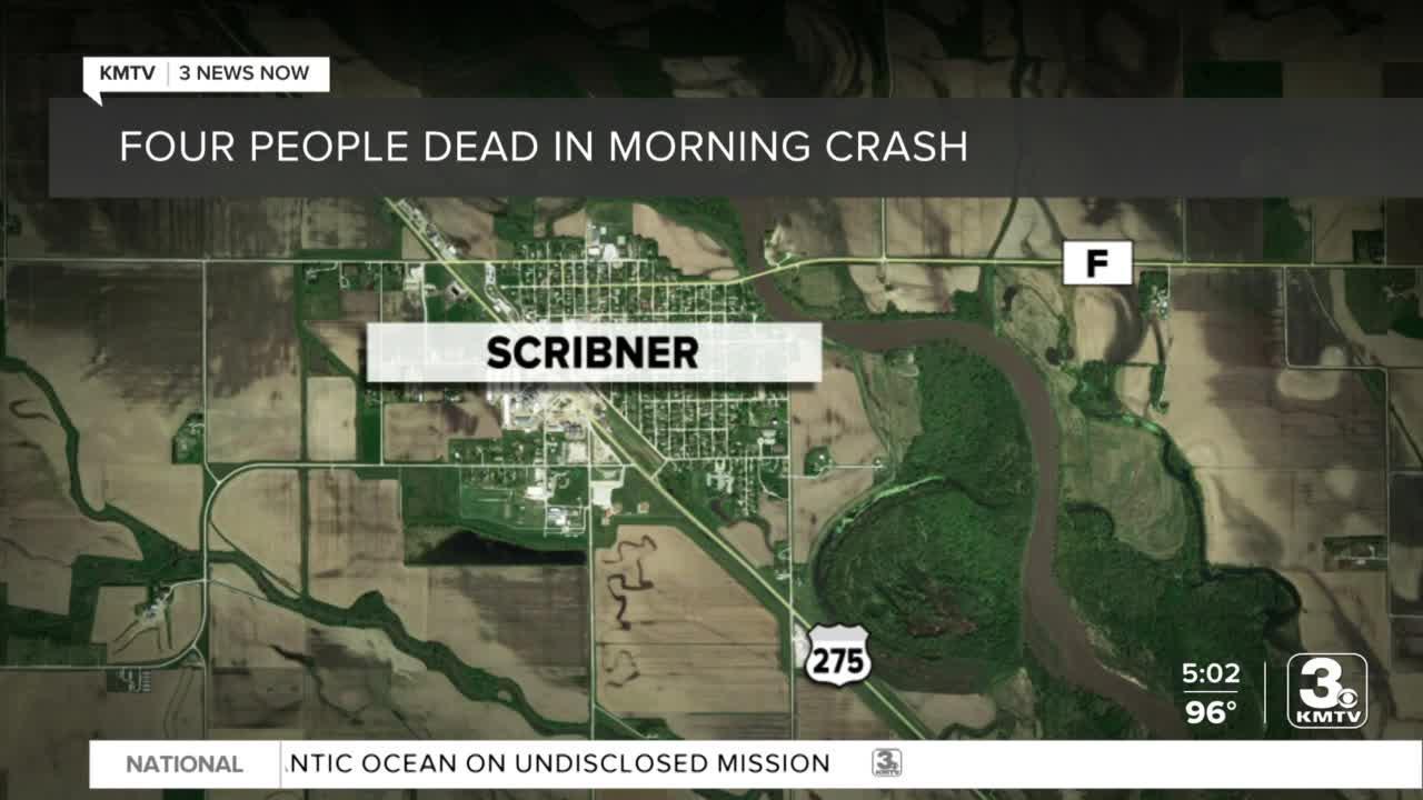 NSP investigating multi-fatality crash in Dodge County