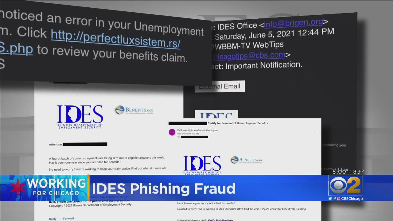 New Phishing Scam Involving Emails, Texts Targets People Who Are Out Of Work