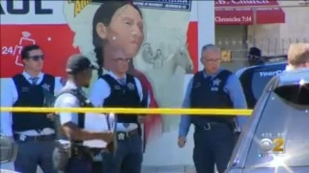 Teen Shot And Killed In Lawndale