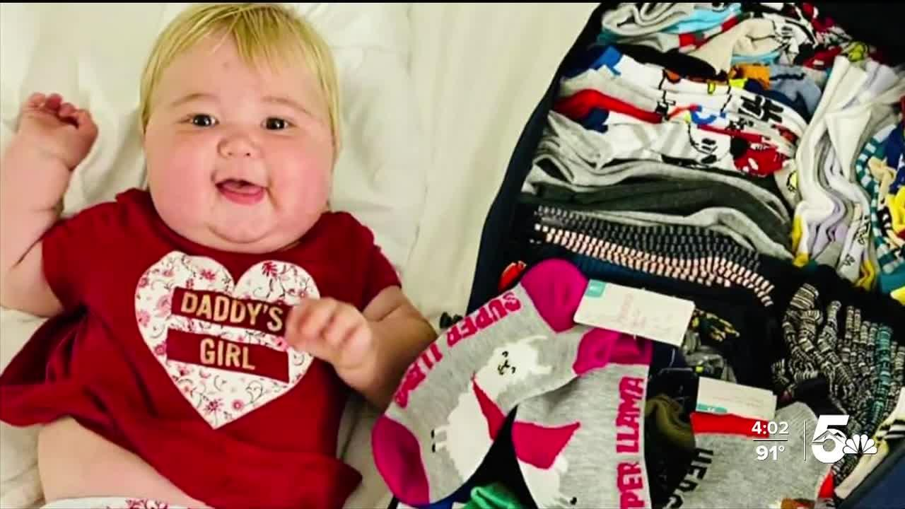 Community rallies for child with 2nd cancer diagnosis