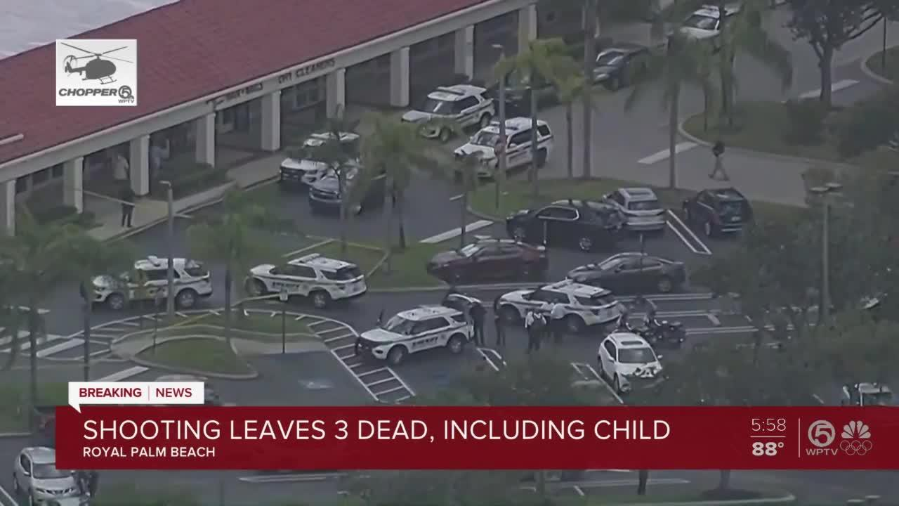 Several unanswered questions after 3 people fatally shot at Publix in Royal Palm Beach