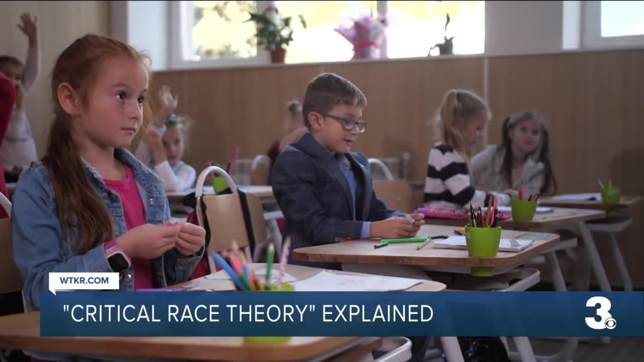 Critical Race Theory becomes Virginia campaign buzzword