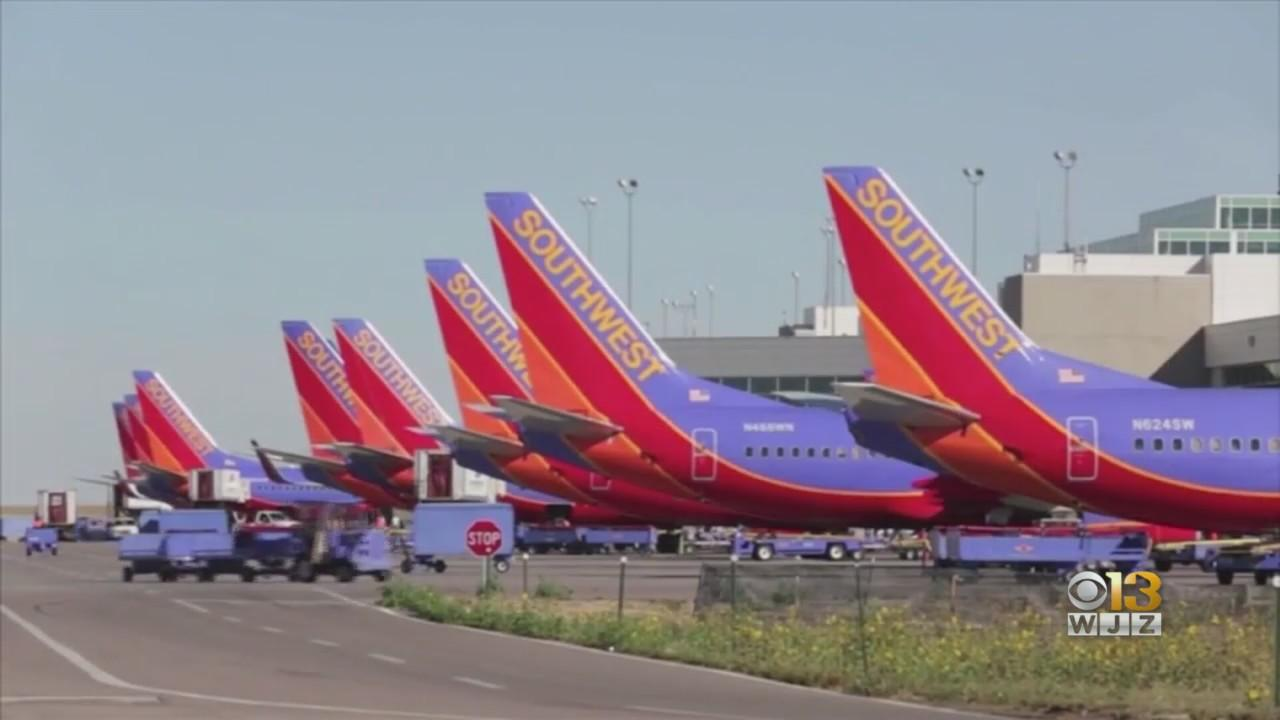 Southwest To Offer Route From BWI To Syracuse