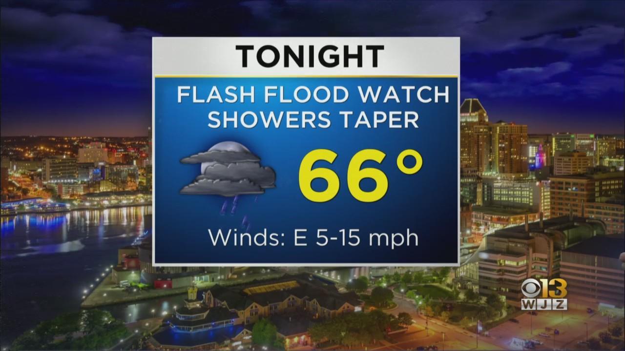 Bob Turk Has Your Thursday Evening Forecast