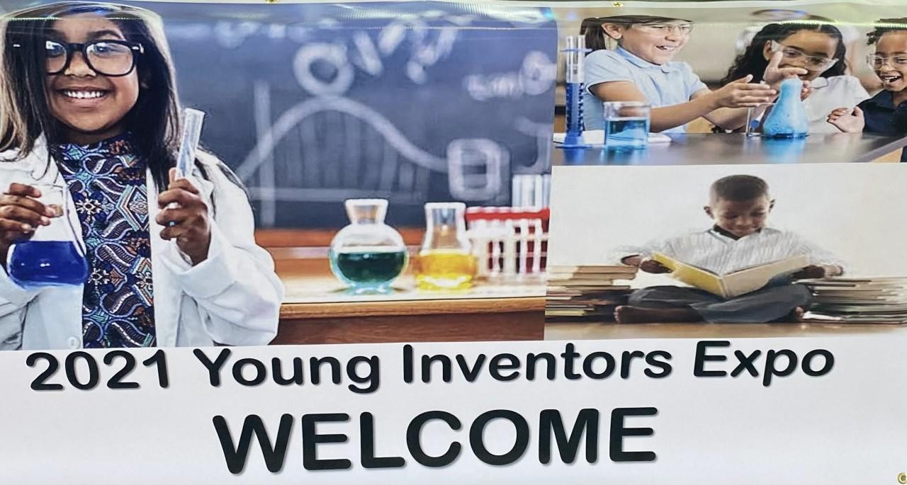 2021 Young Inventors Expo Detroit where education, health, science, and literacy are a family affair
