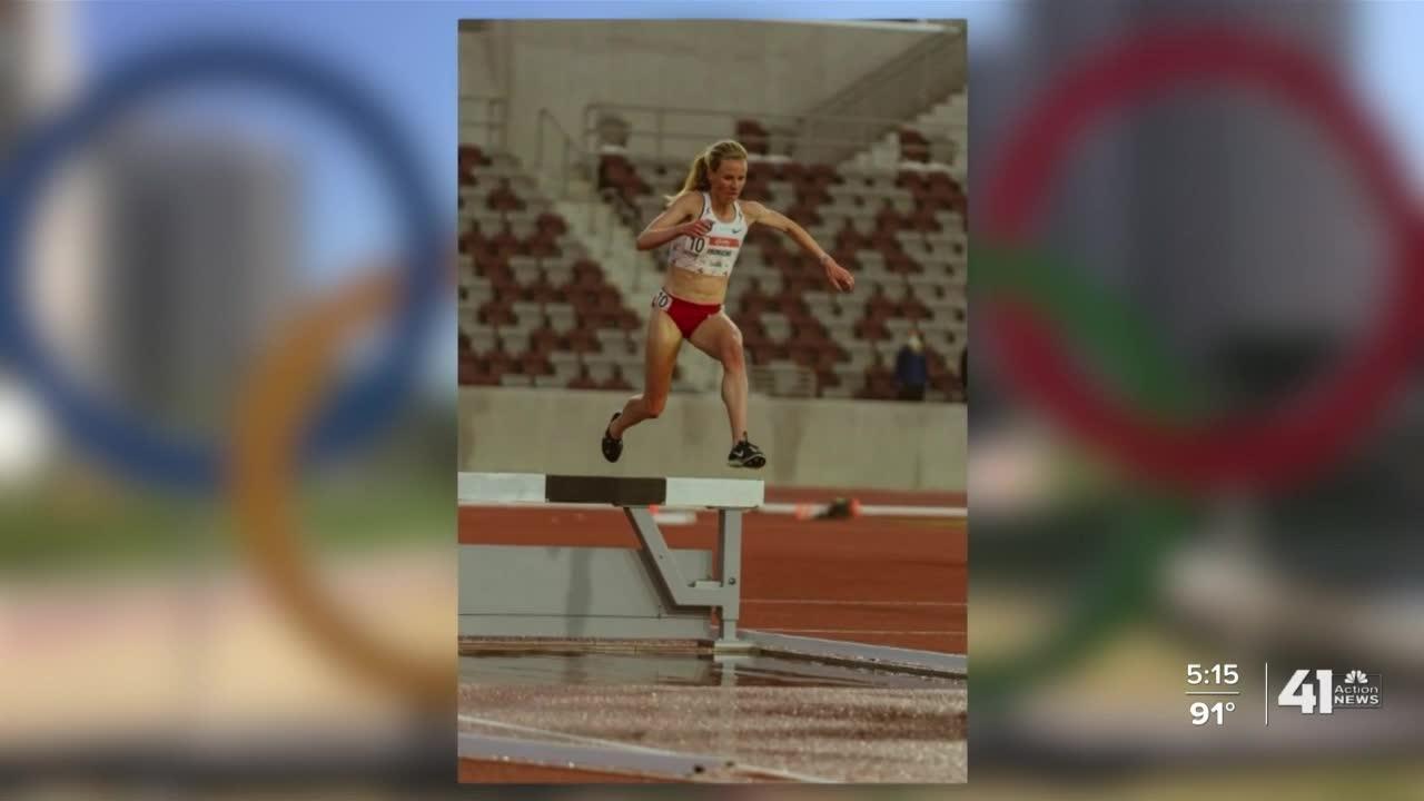 Steeplechase athlete eyes second Olympics