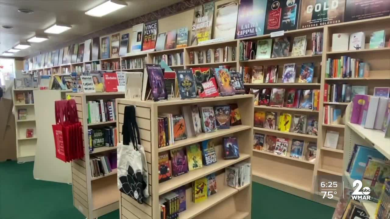 Looking for new reading material? Check out 'A Likely Story Bookstore' in Sykesville