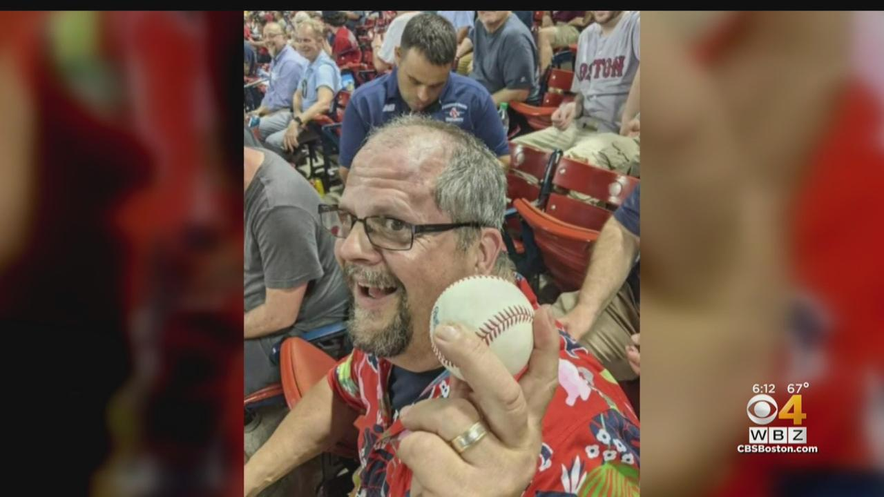 Red Sox Fan 'A Little Embarrassed' After Taking Foul Ball Off Forehead At Fenway Park