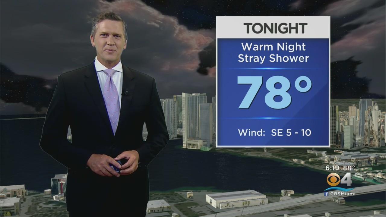 CBSMiami.com Weather 6-10-21 6PM