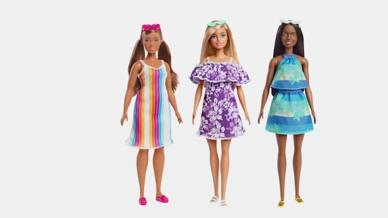 Barbie is going green!