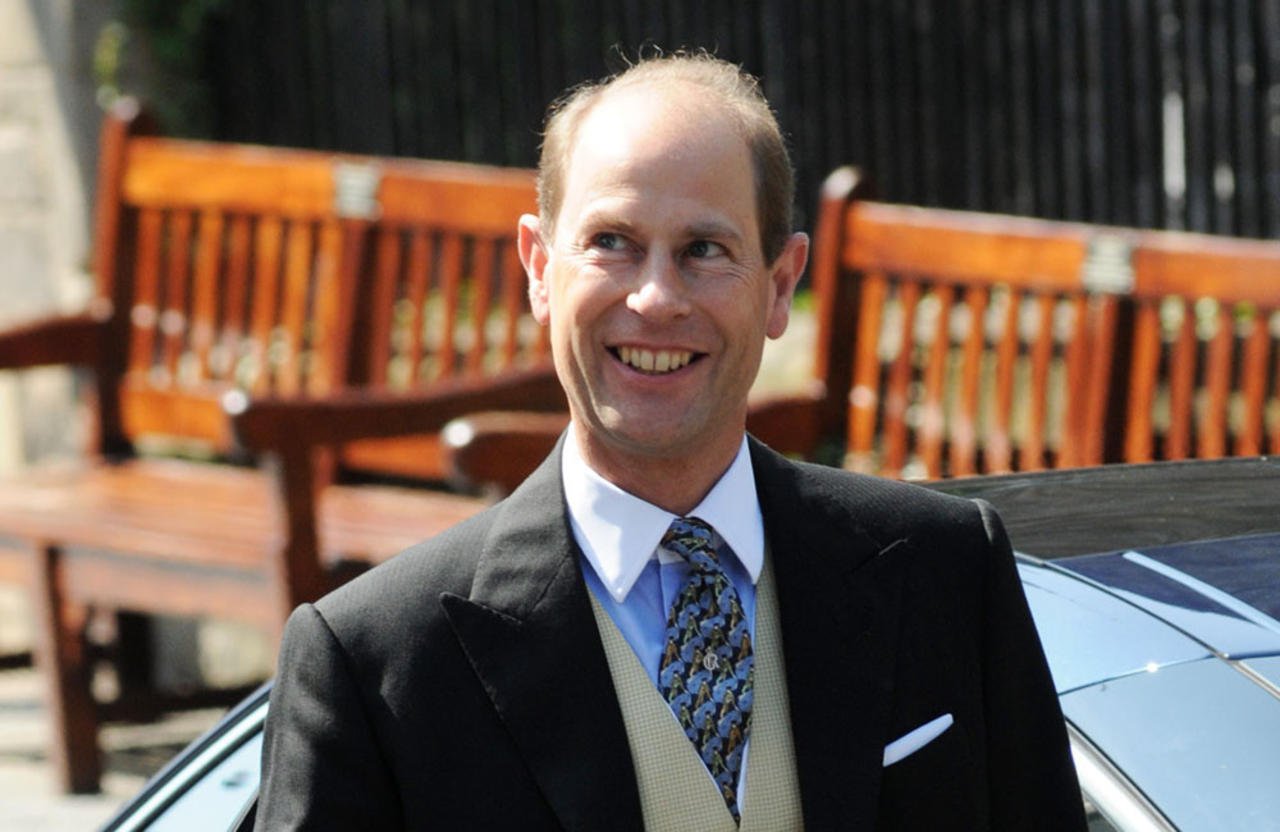 Prince Edward gives update on Queen Elizabeth's wellbeing following Prince Philip's death
