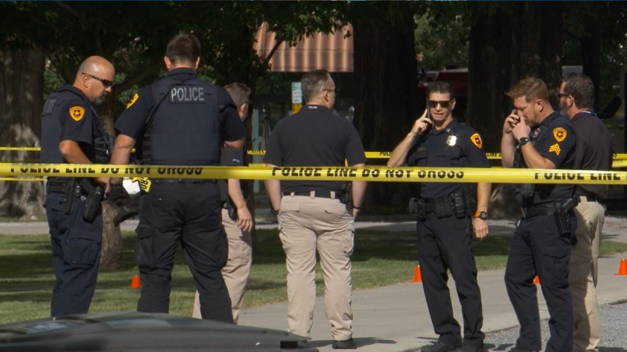 Details emerge following police shooting inside SLC park