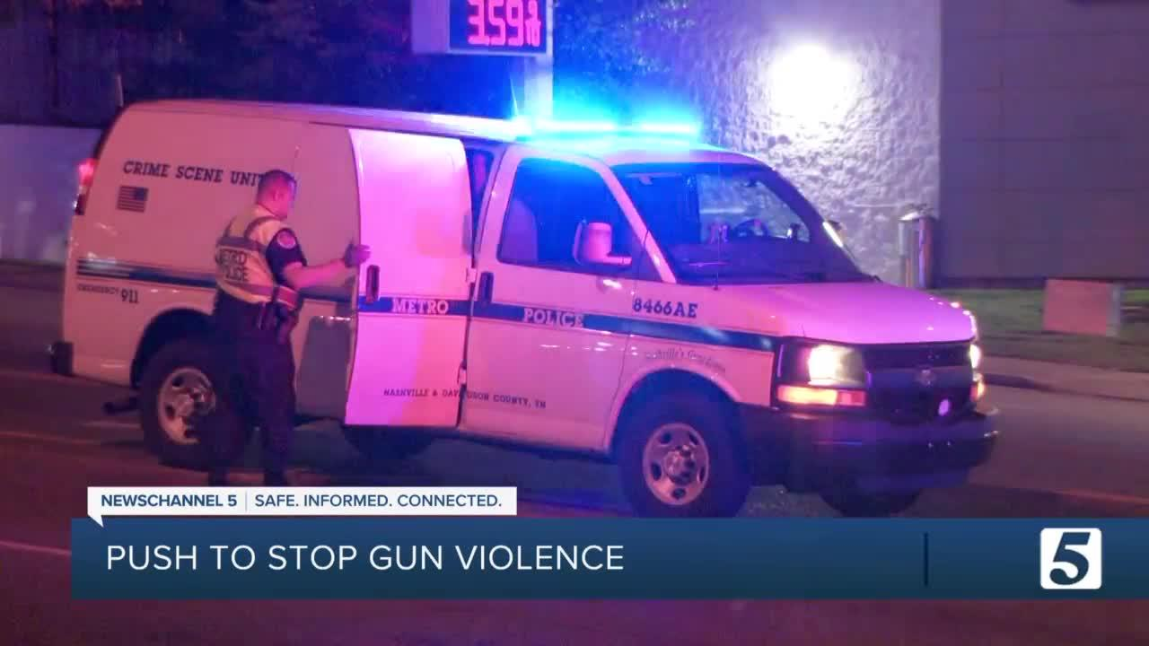 A call to help end gun violence after innocent woman was murdered
