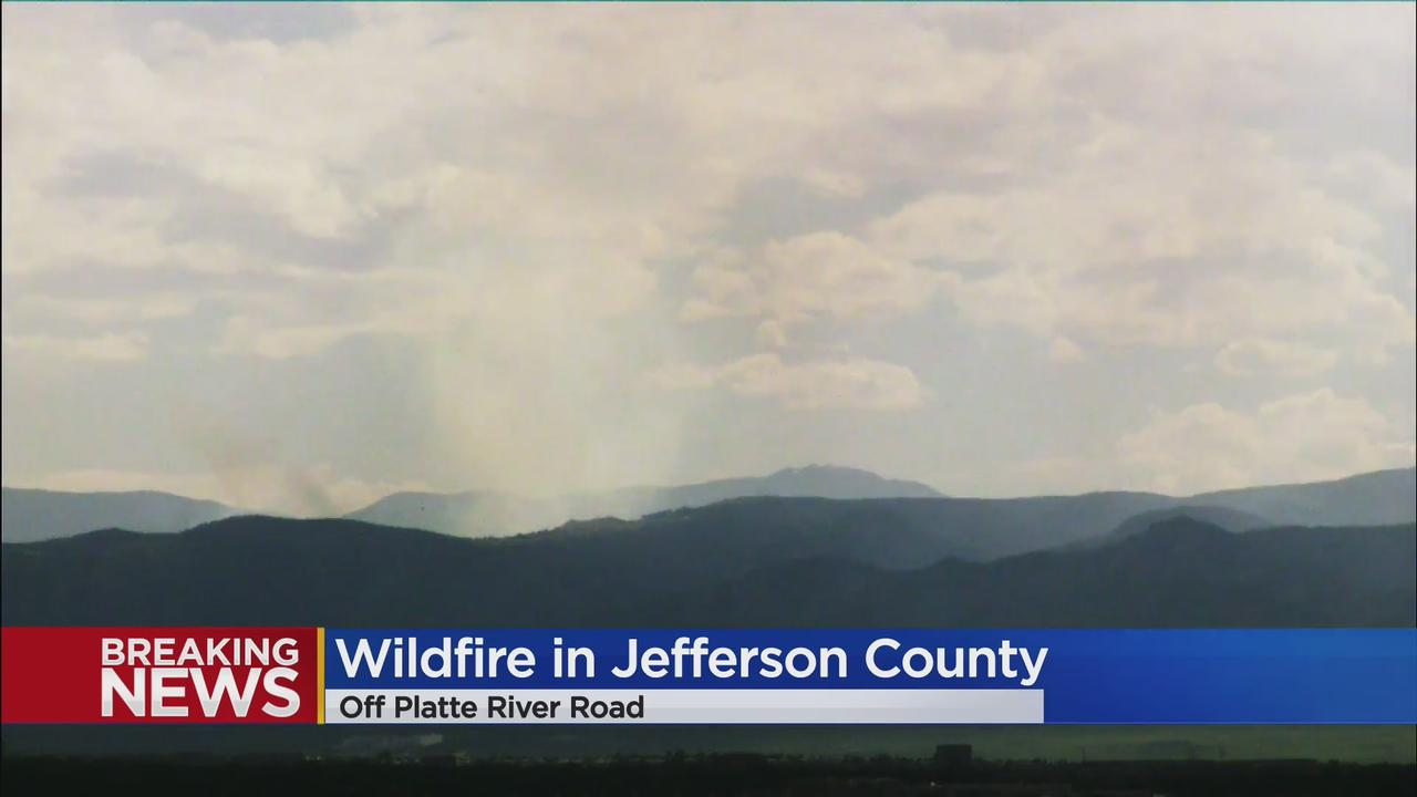 Evacuations Ordered In New 'Platte River Fire' In Jefferson County