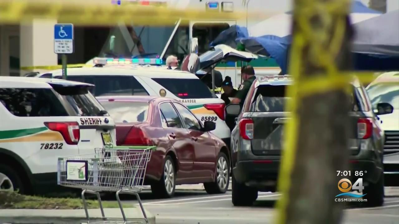 Toddler Among Victims Of Fatal Triple Shooting At Royal Palm Beach Publix Supermarket