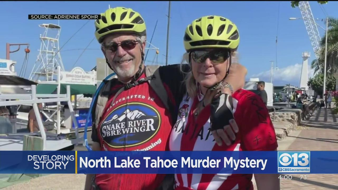 North Lake Tahoe Couple Found Shot Inside home