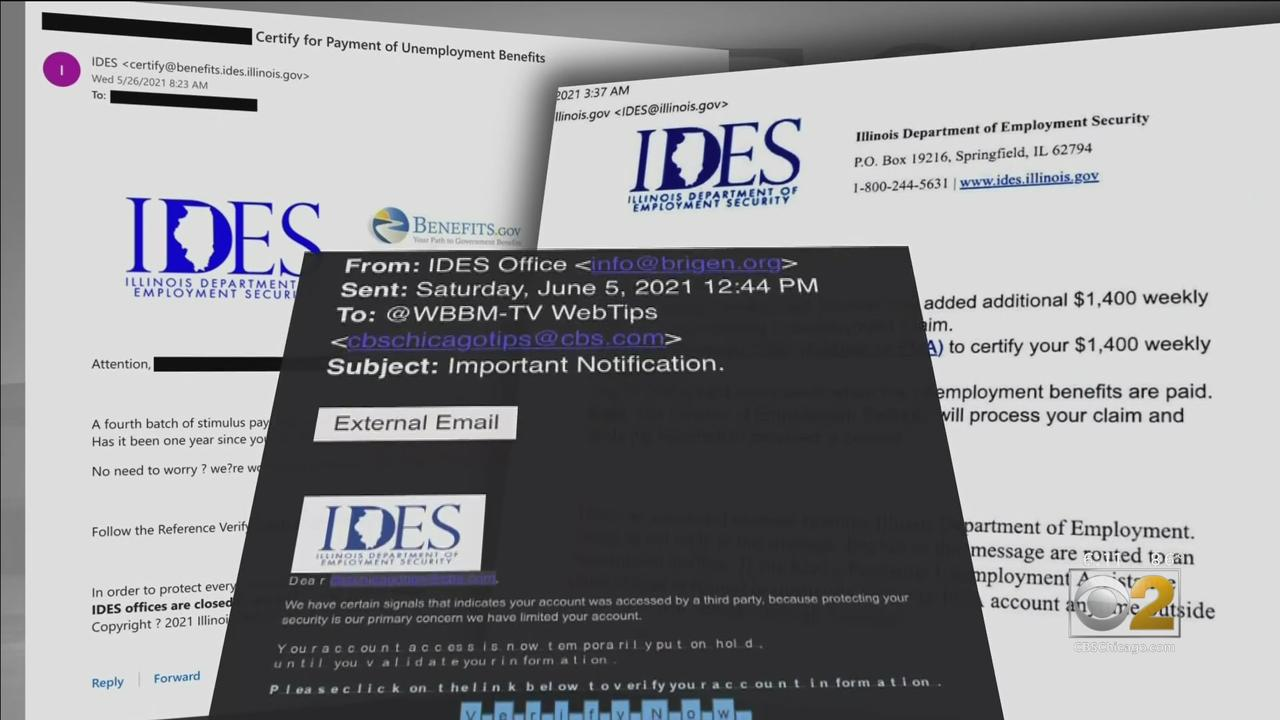 Warning Issues About A New Scam Targeting The Unemployed In Illinois