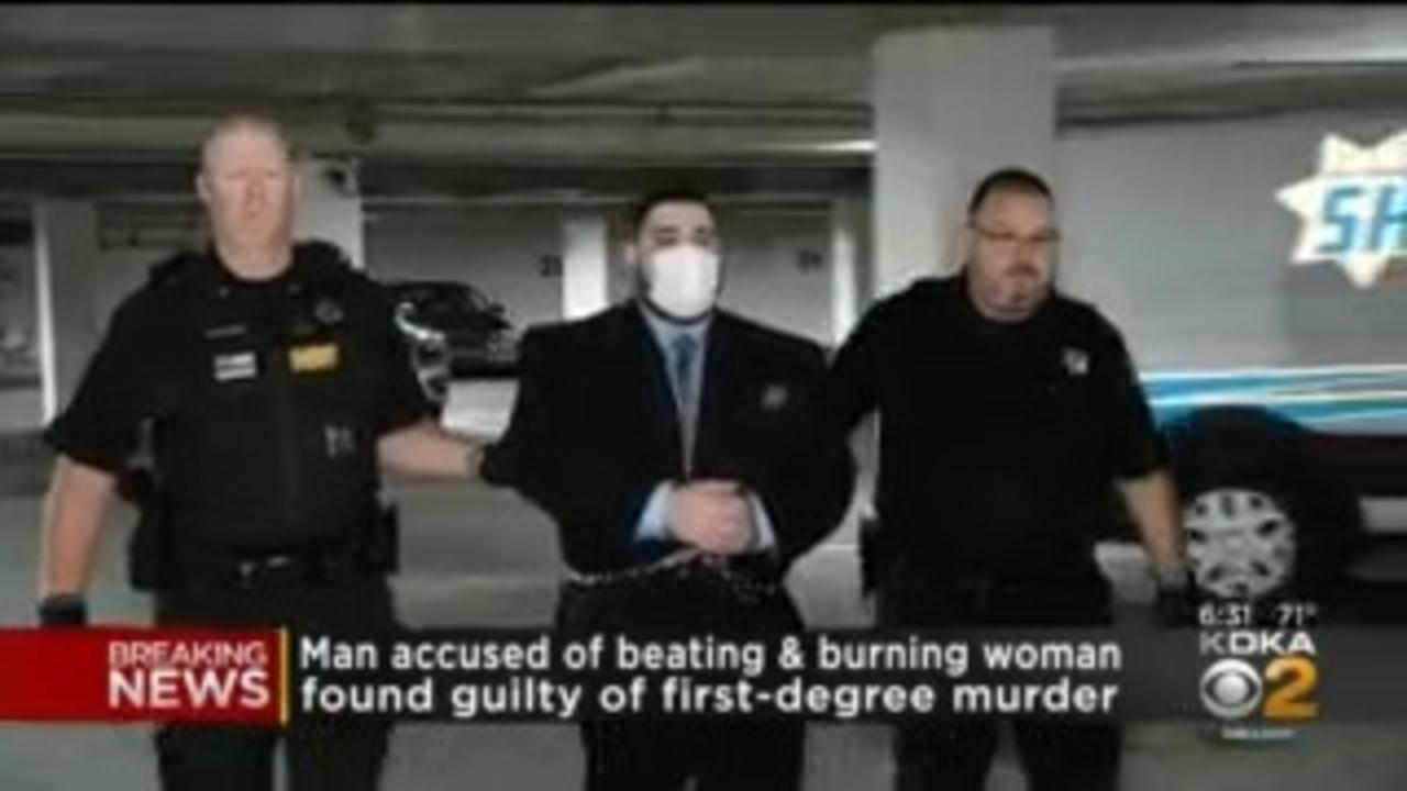 Jury Finds Walter Cable Guilty Of Beating Woman With Hammer, Strangling Her To Death
