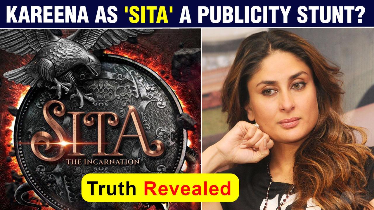 Kareena Kapoor Khan To Play Sita?  | Writer Made Shocking Revelation