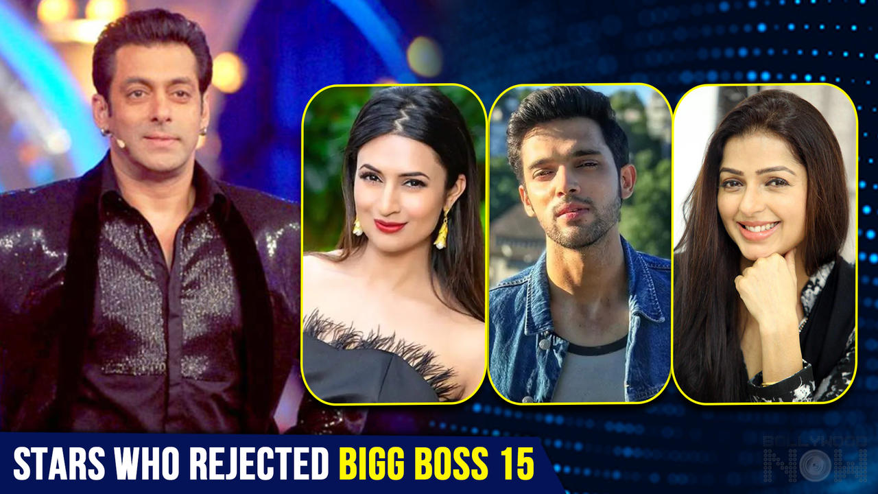 These Popular Star REJECTED Participating In Salman Khan's Show Bigg Boss 15