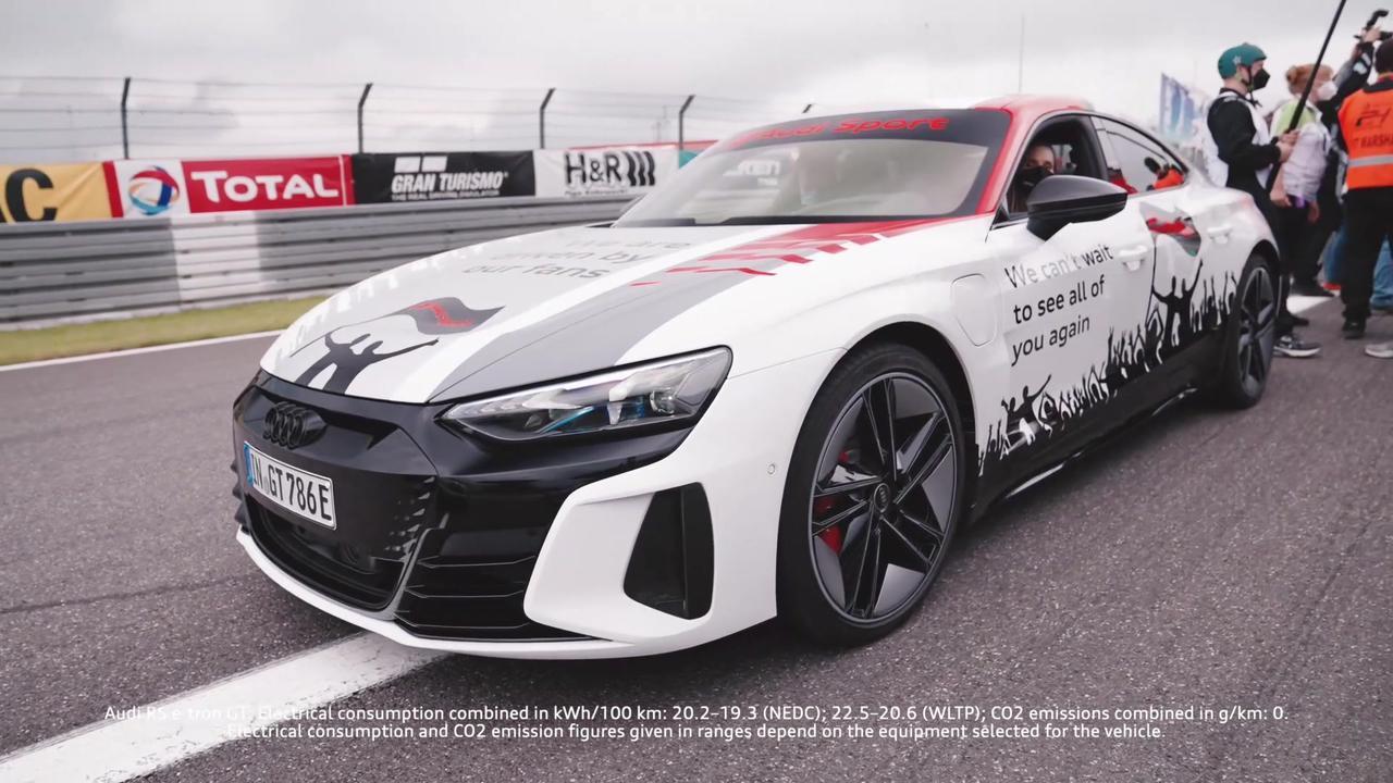 24h Nürburgring 2021 – Audi Highlights