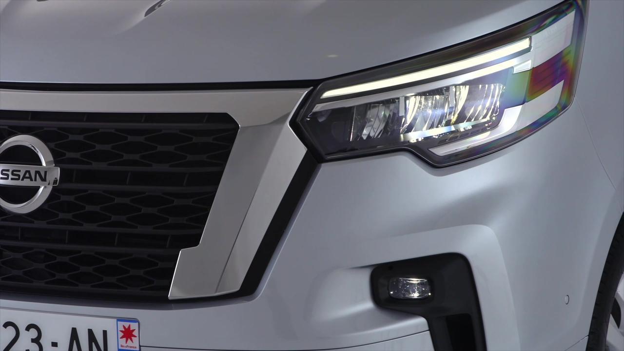 New Nissan NV300 Exterior Details