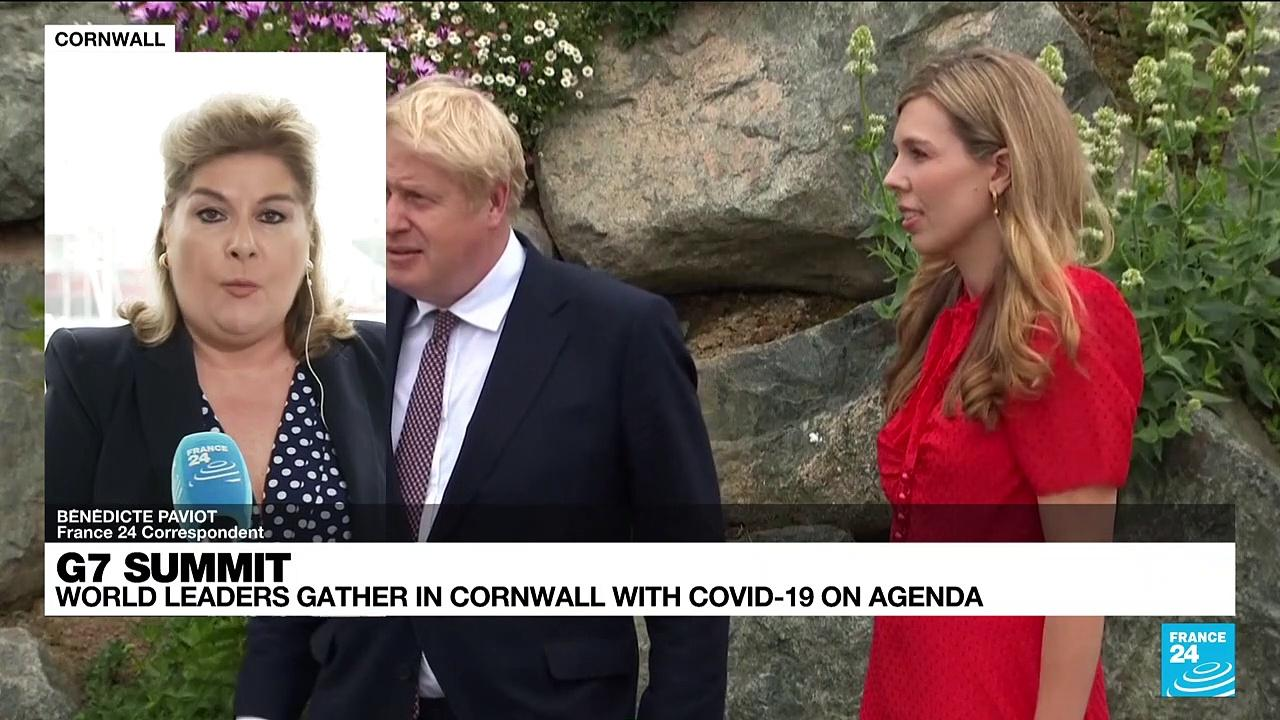G7 summit: World leaders gather in Cornwall with COVID-19 on agenda