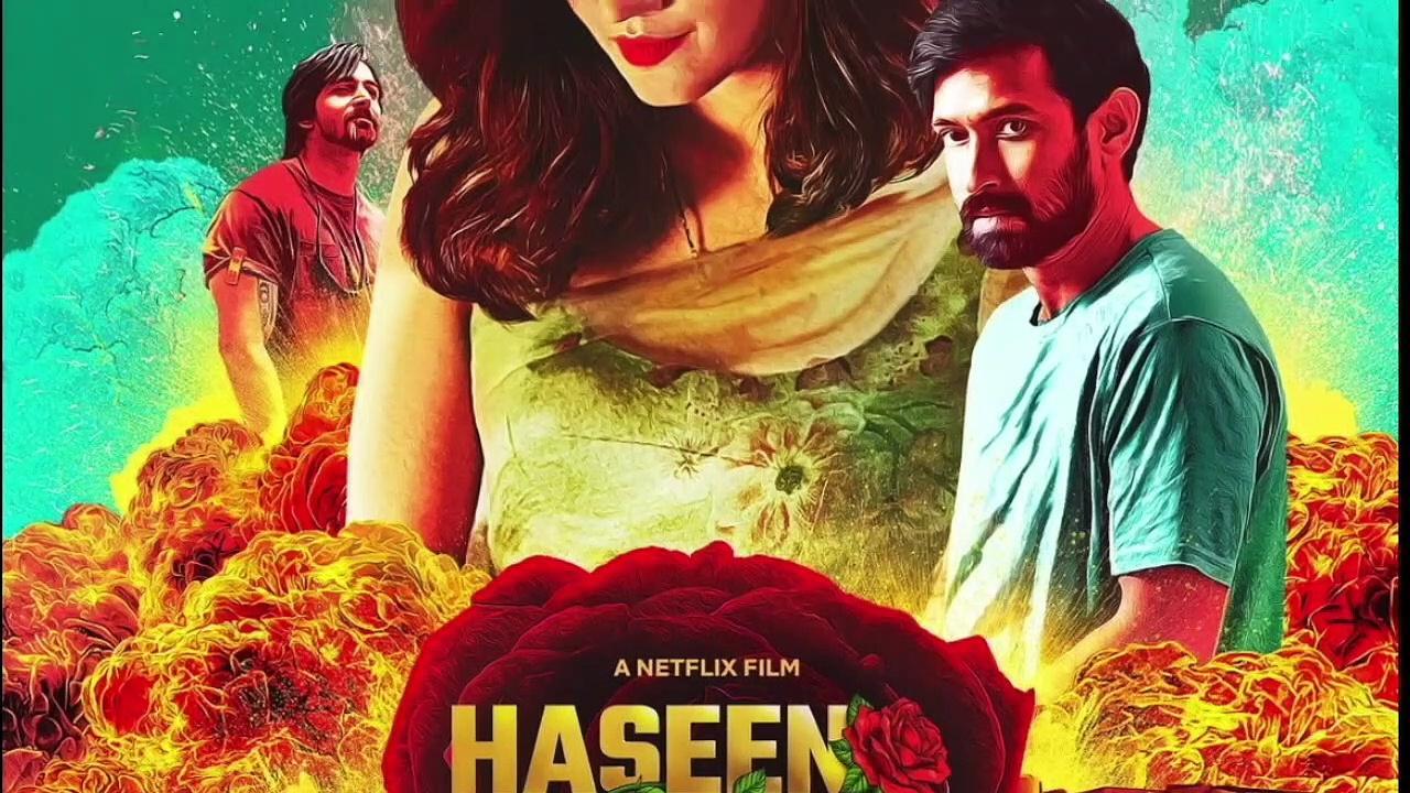 Taapsee Pannu posts 'Haseen Dillruba' trailer