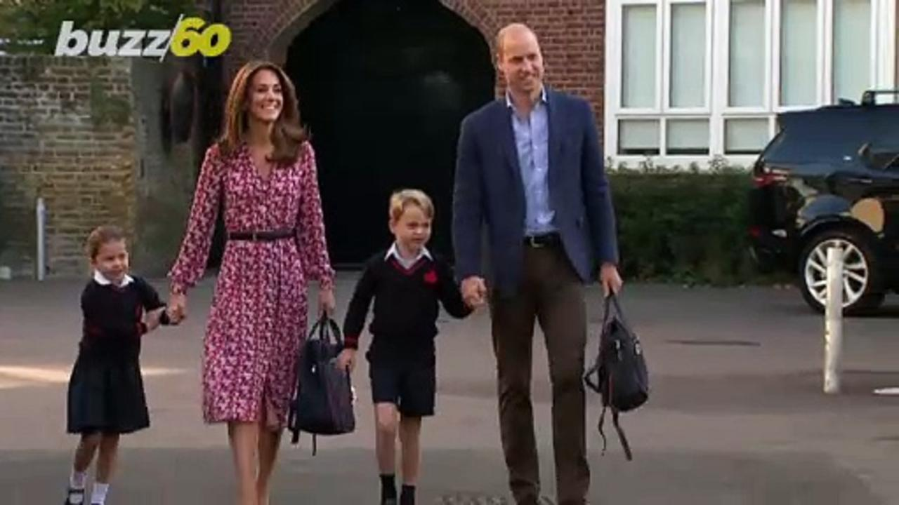 Kate Middleton is Like Any Mom When It Comes to Taking Pictures of Her Kids