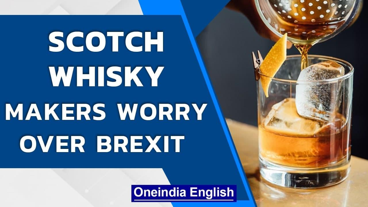 Scotch whisky producers worried about leaving UK, Brexit fears