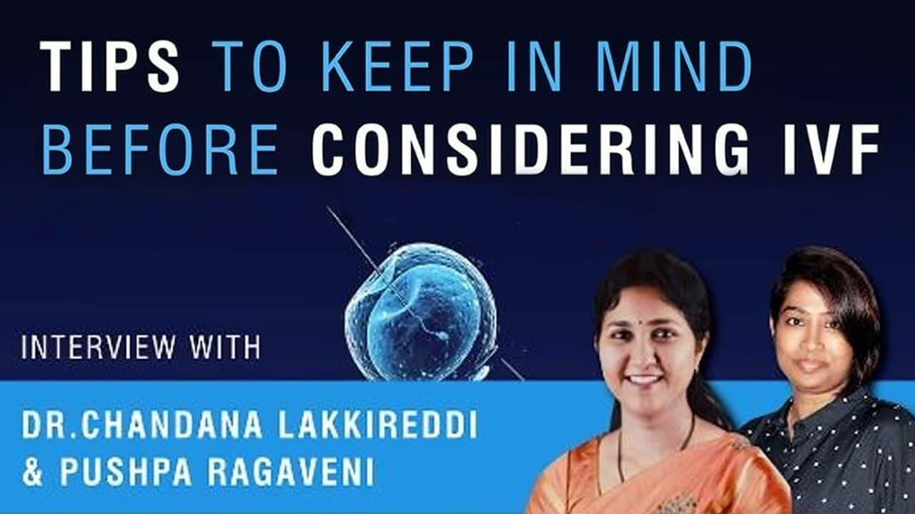 Tips to keep in mind before considering IVF treatment| Watch the Interview| Oneindia News