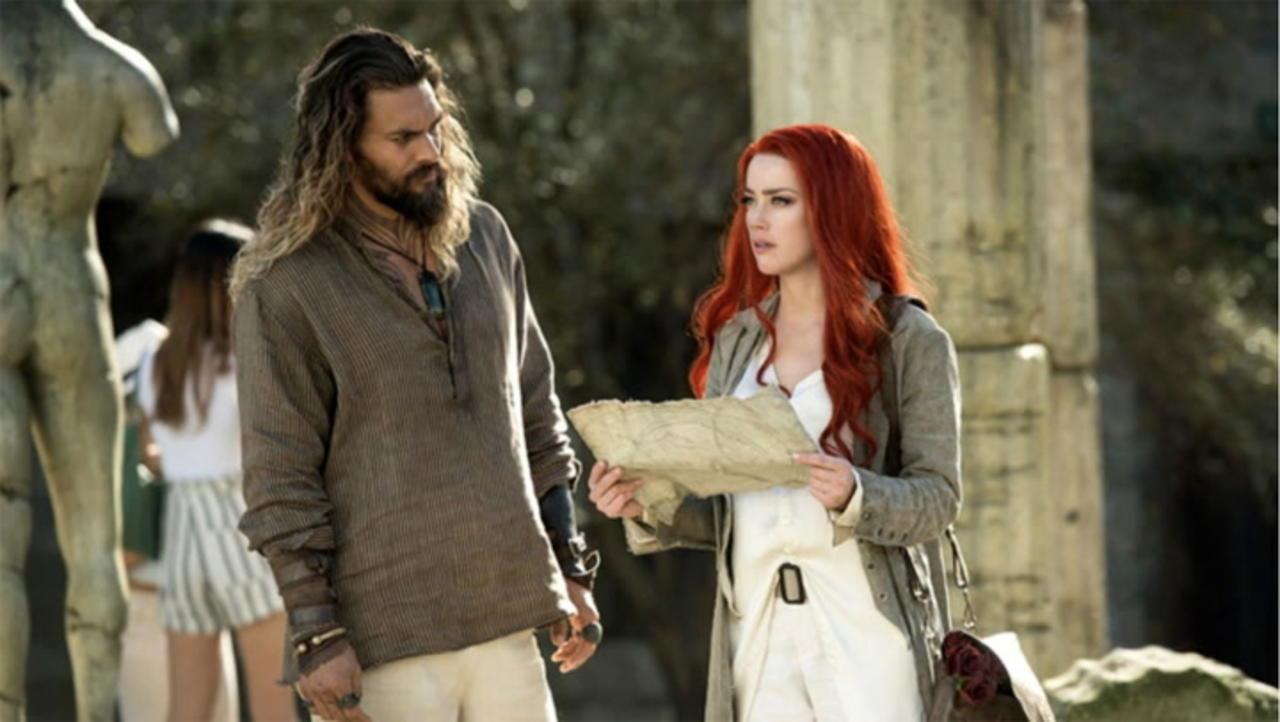 Director James Wan Reveals 'Aquaman 2' Title is 'The Lost Kingdom'   THR News