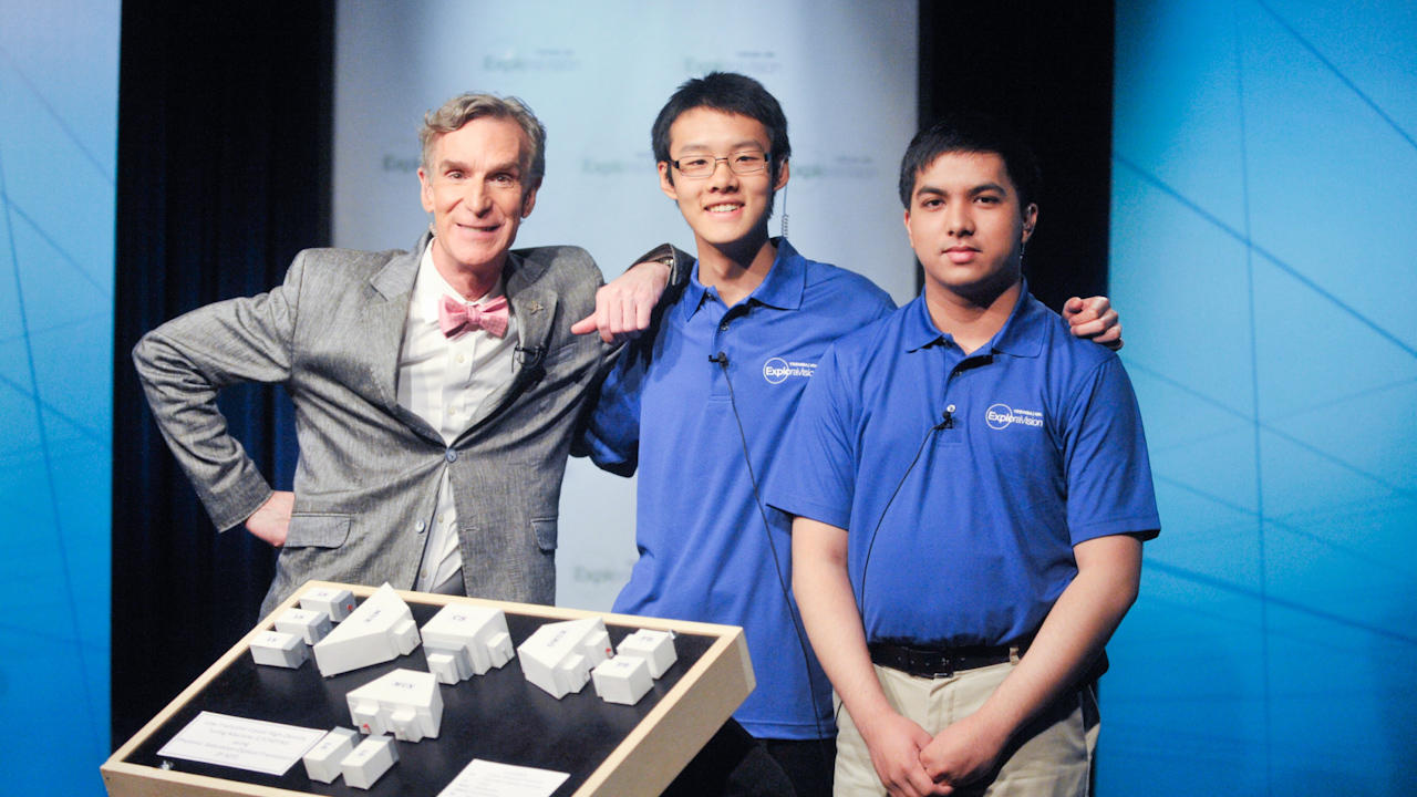 Competition Challenges Students To Solve Problems In The Future
