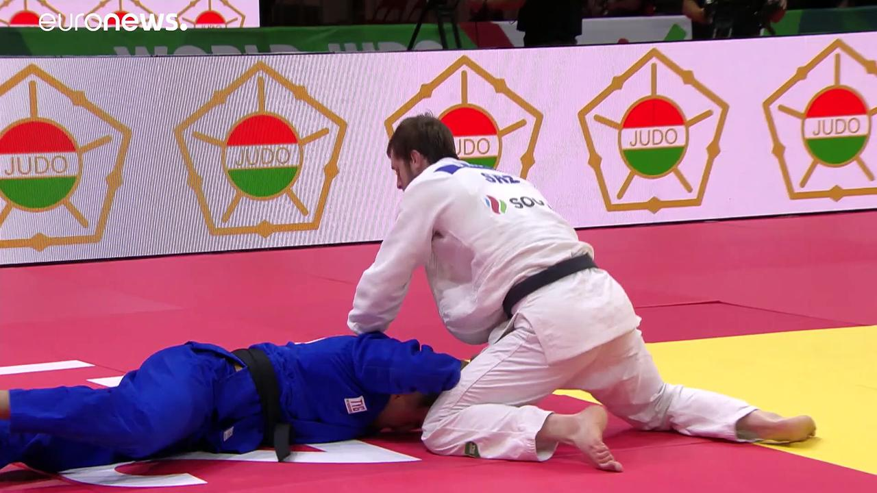 Portugal and Germany dominate Day 6 of Judo World Championship in Hungary