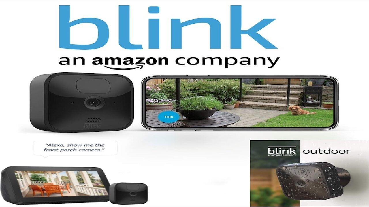 Blink XT2 Security Camera Unboxing Review
