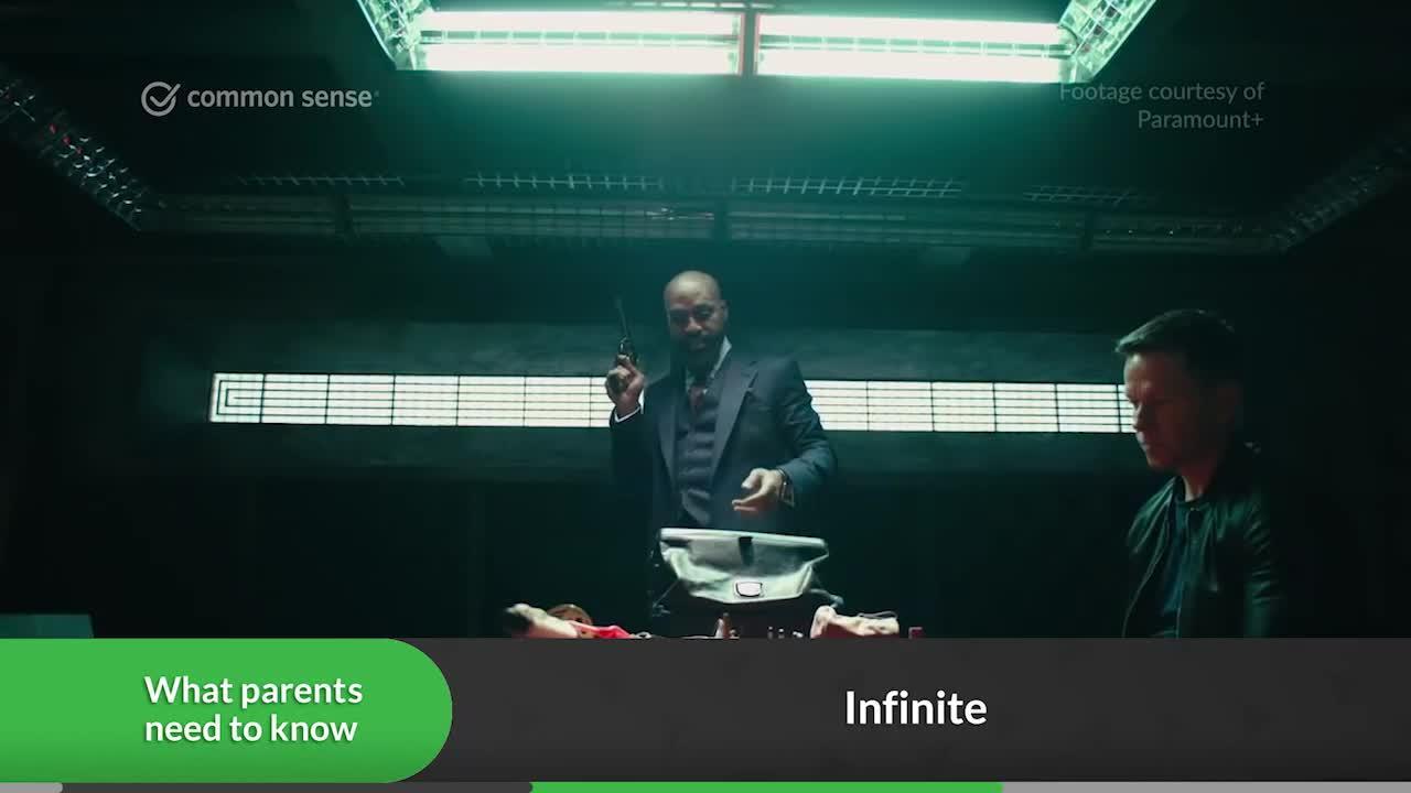 Infinite: Video Review